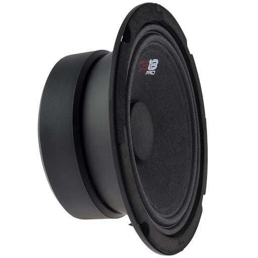 "PRO GM SERIES 6""  MIDRANGE LOUDSPEAKER 8 OHM  480 WATTS SEALED BACK"