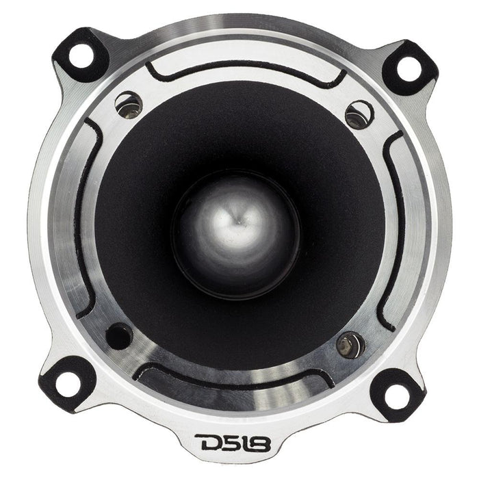 "1"" PRO ALUMINUM SUPER BULLET TWEETER VC 350 WATTS WITH BUILT IN CROSSOVER (PAIR)"
