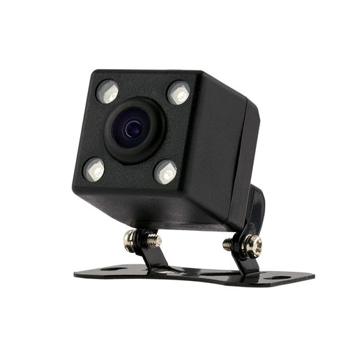 REVERSE CAMERA WITH NIGHT VISION AND TRAIL TRACKING DISPLAY