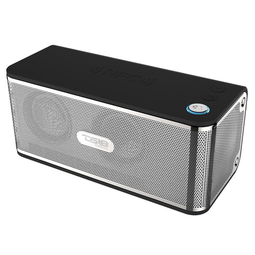 DS18 TECHNOLOGIES WATER RESISTANT, PORTABLE WIRELESS BLUETOOTH SPEAKER WITH BUILT IN MICROPHONE
