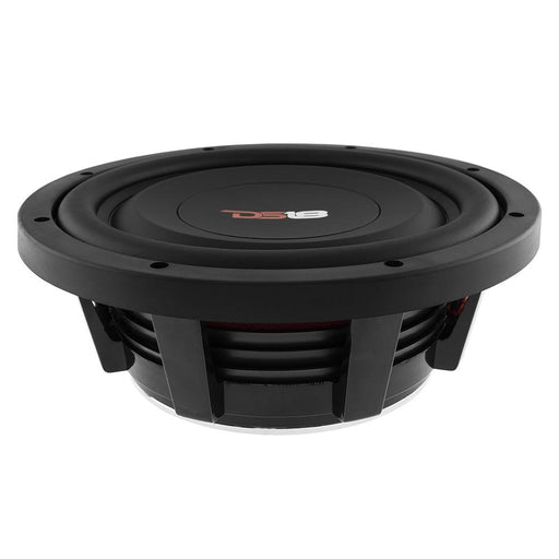 "10"" SHALLOW MOUNT SUBWOOFER 4 OHM 1000 WATTS DVC"