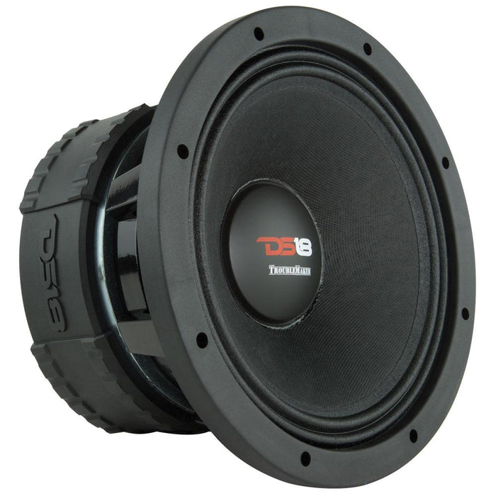 "TROUBLEMAKER SERIES 10"" MIDBASS LOUDSPEAKER 4 OHM 2000 WATTS RMS SVC"