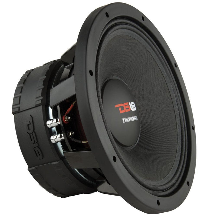 "TROUBLEMAKER SERIES 12"" MID BASS LOUDSPEAKER 4 OHM 2500 WATTS RMS SVC"