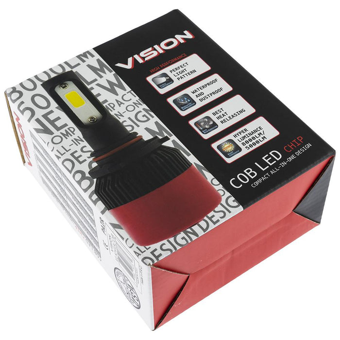VISION LED CONVERSION KIT 6000/WHITE