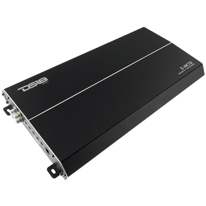 ELITE CLASS D MONOBLOCK AMPLIFIER 6000 WATTS