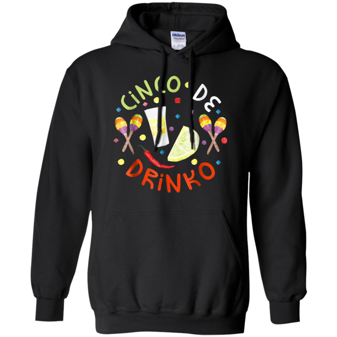 Cinco De Drinko T Shirt Funny Cinco De Mayo Party Gifts