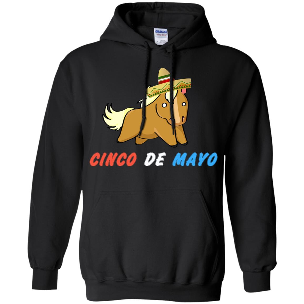 Cinco De Mayo Kentucky Horse Mexican T Shirt