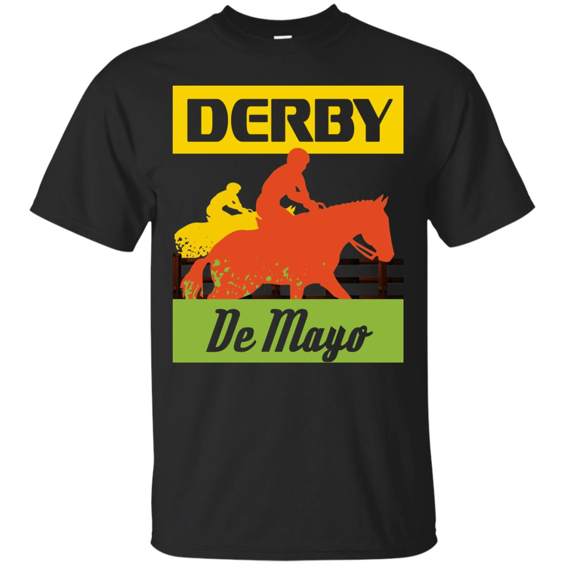Cinco De Derby De Mayo Kentucky Horse Race Mexican TShirt