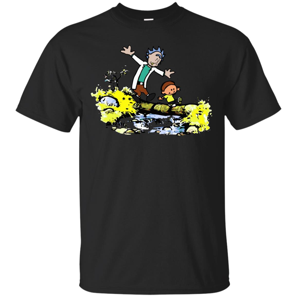 Adventures of Rick Morty T Shirt