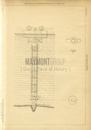 Signaling Apparatus Dieuleveult Original Patent Lithograph 1888