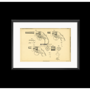 Firearm | 1888 | Patent No. 4131-United States Patent Office-Maymont Patent Group