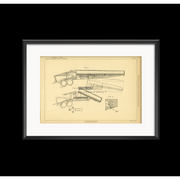 Firearm | 1888 | Patent No. 6936-United States Patent Office-Maymont Patent Group