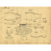 Shoes | 1888 | Patent No. 4120-United States Patent Office-Maymont Patent Group