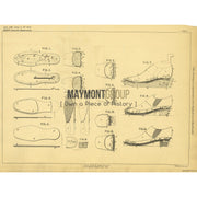 Shoes | 1888 | Patent No. 4949-United States Patent Office-Maymont Patent Group