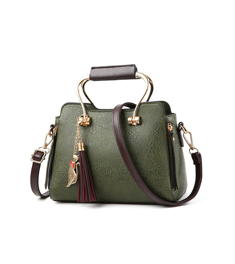 Stylish Vintage Shoulder Handbag