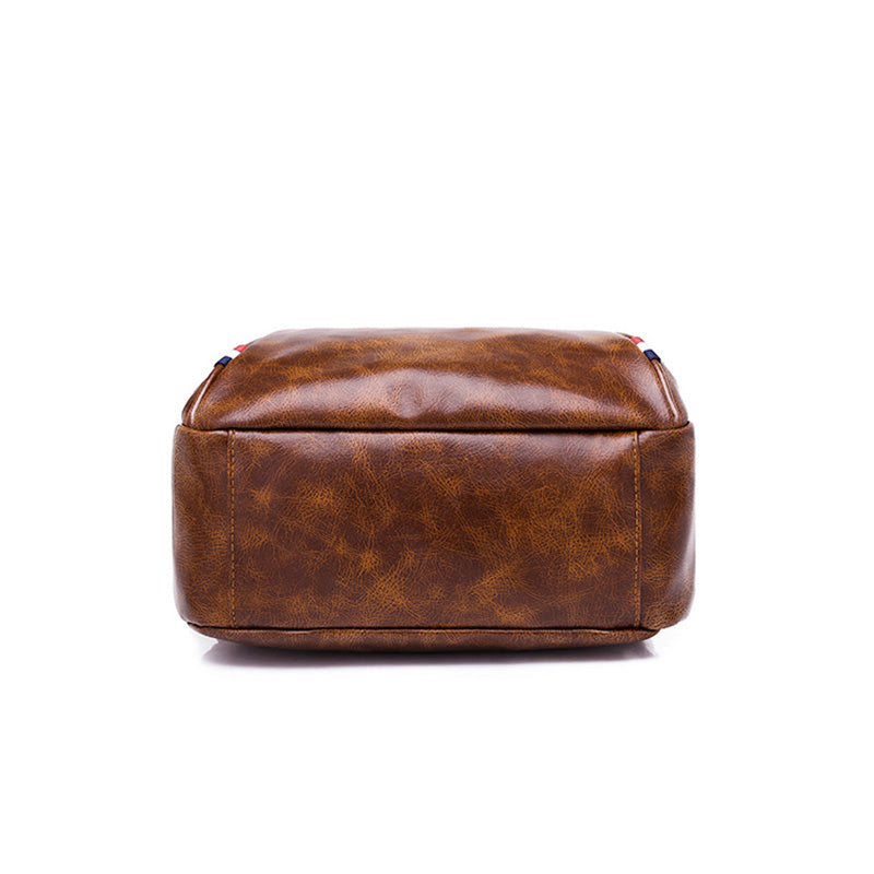 Canvas Leather Bag Bottom
