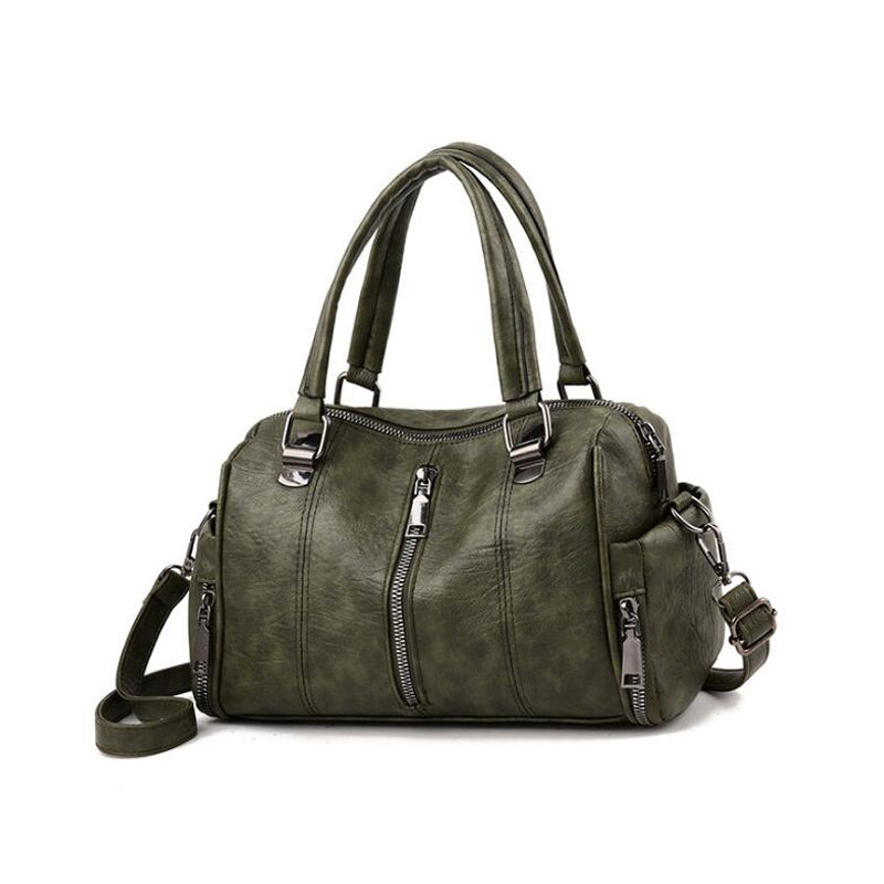 Vintage Quality Leather Handbag