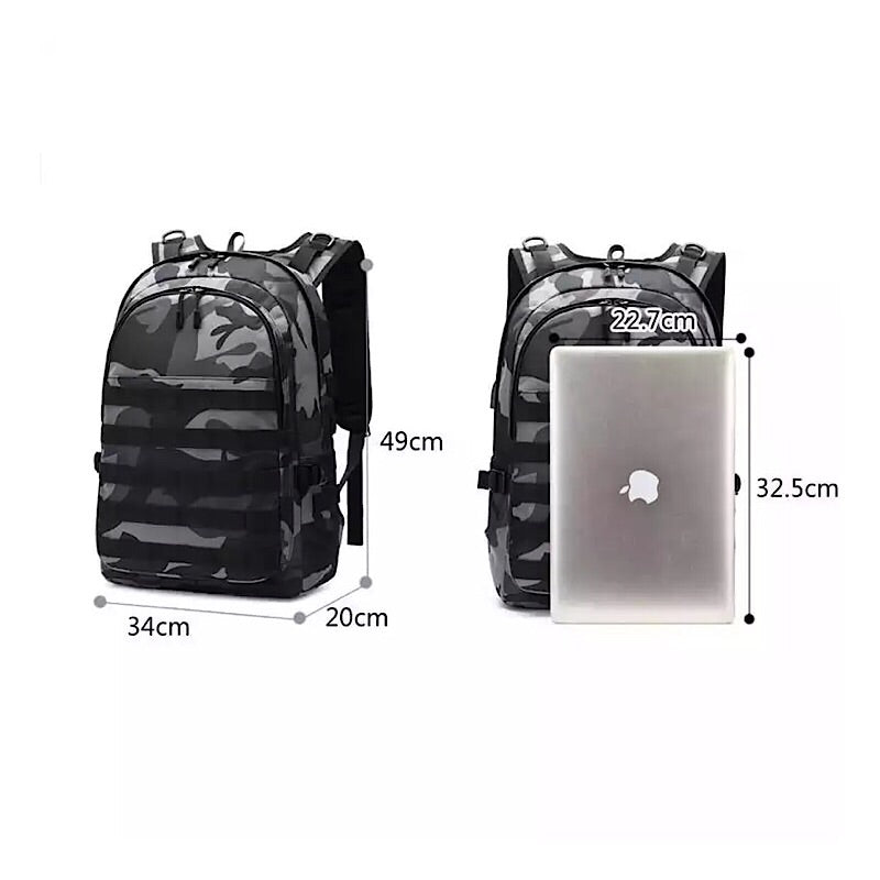 Tactical Men's Camouflage Backpack