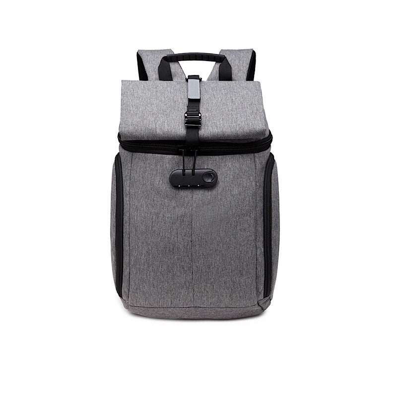 Multi-functional Men's Travel Laptop Backpack
