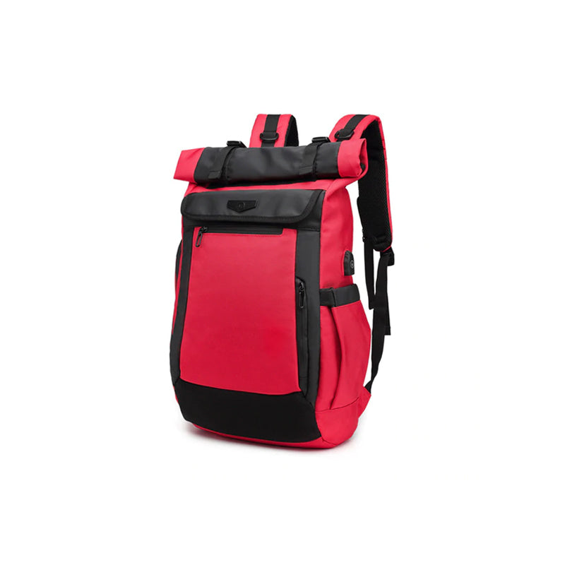 Mens Waterproof Business Travel Rucksack Backpack