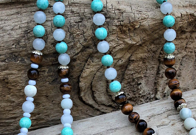 So just what is a mala?