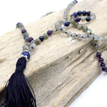 Load image into Gallery viewer, Cerebral Bliss Traditional Mala