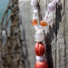 Load image into Gallery viewer, Love and Light Traditional Mala