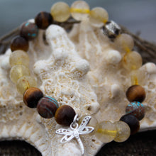Load image into Gallery viewer, Lightness of Being Wrist Mala