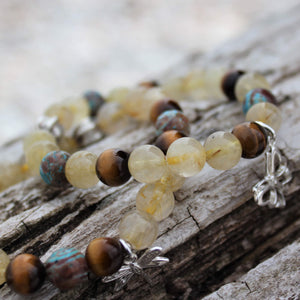 Lightness of Being Wrist Mala