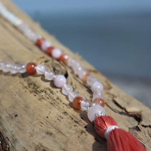 Love and Light Traditional Mala