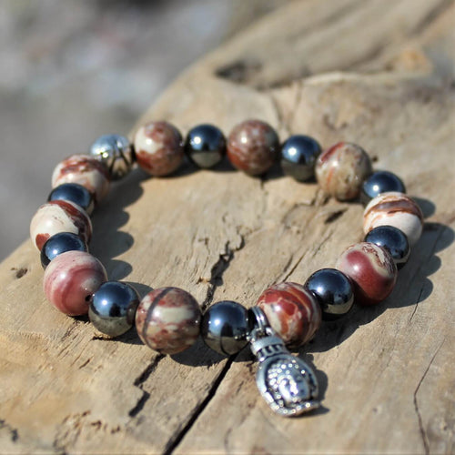 Starry, Starry Night Wrist Mala