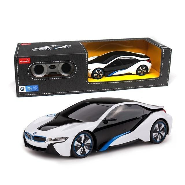 Remote Control Bmw I8 Kids Love Toys