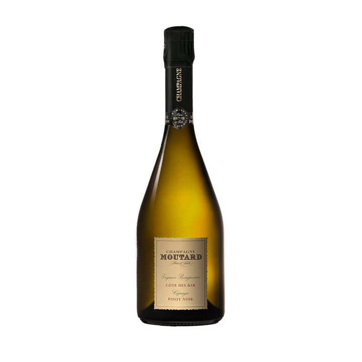 Moutard Vignes Beugneux Champagne
