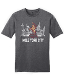 Nole York City Skyline T-shirt