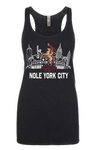 Nole York City Skyline Ladies Tank