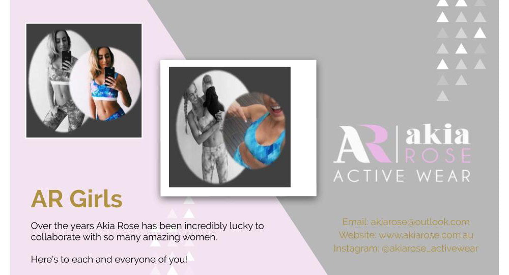 Akia Rose Activewear_Lookbook_featuring_Ashy Bines_Sarah's Day_Madalin Giorgetta