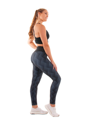 Belrose Reversible full-length Legging