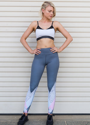 Pink Lake Leggings