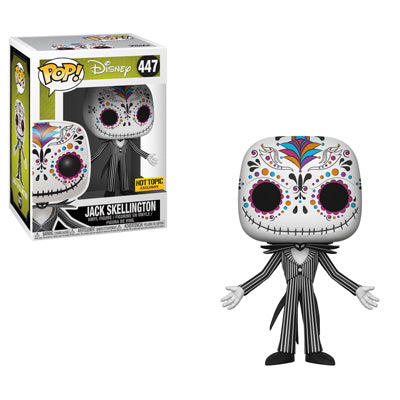 POP! Jack Skellington Sugar Skull