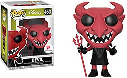 POP! Walgreens Exclusive NBC Devil (Damaged)