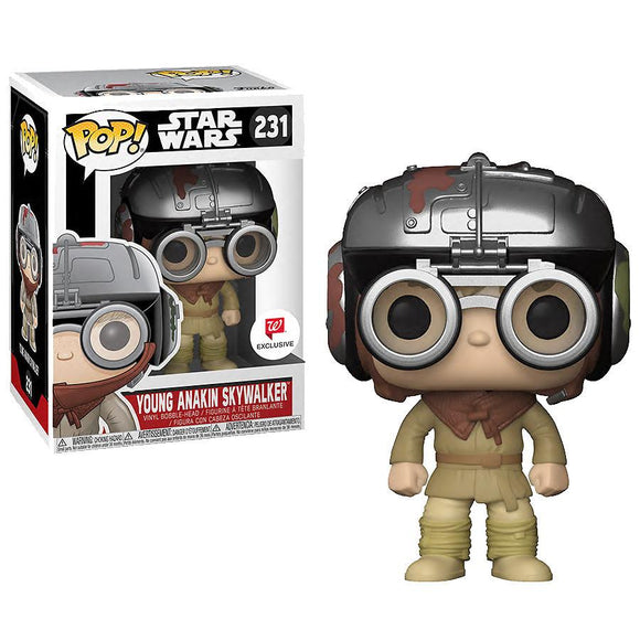 POP! Walgreens Exclusive Star Wars Young Anakin