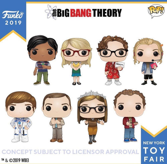 POP! TV: Big Bang Theory