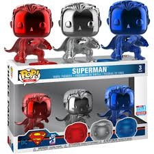 2018 Fall Convention Chrome Superman