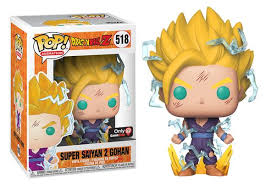POP! Super Saiyan 2 Gohan Gamestop Exclusive