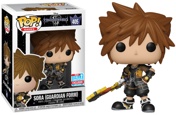 2018 Fall Convention Kingdom Hearts Sora (Guardian Form)