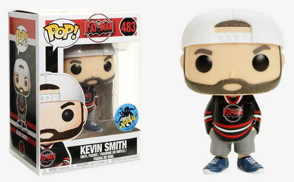 2018 LACC Fat Man Kevin Smith