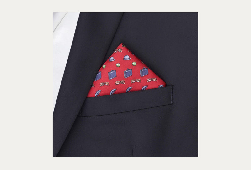 Crowne Pocket Square