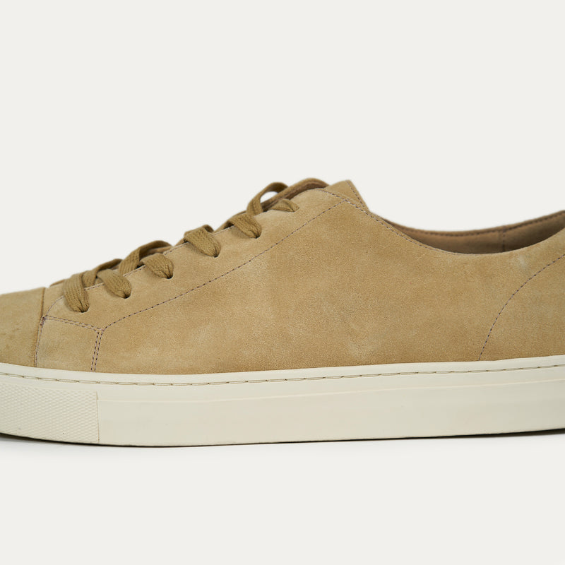 Open Box Cove Suede Sneaker