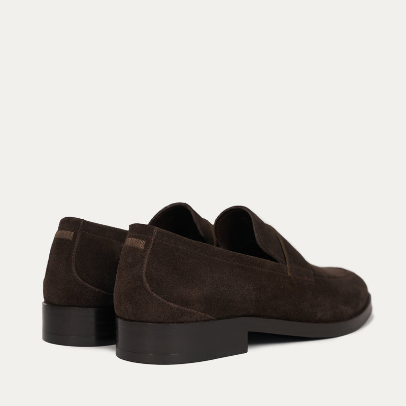 Allen Suede Loafer