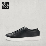 open-box-apollo-leather-sneaker-black-white